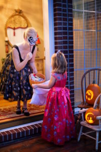 Halloween in Portland